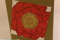 Blended Bloom - Mini Karte