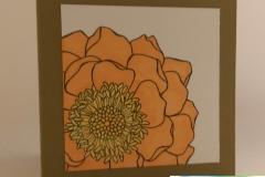 Blended Bloom - Mini Karte2