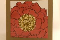 Blended Bloom - Mini Karte3
