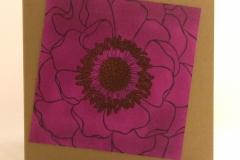Blended Bloom - Mini Karte4